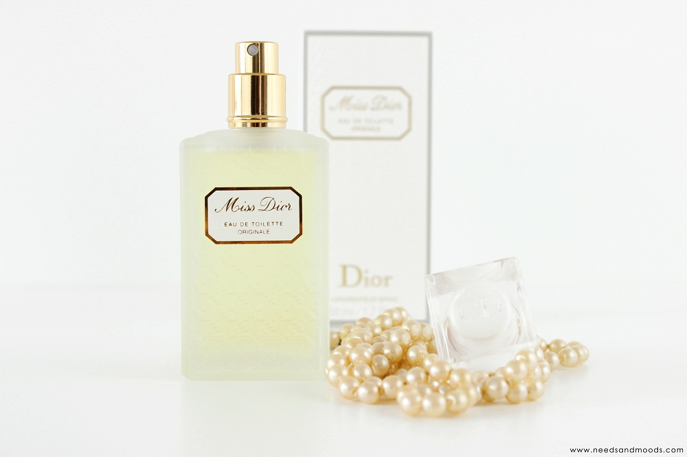Miss Dior Originale Histoire Du Parfum Revue Complète