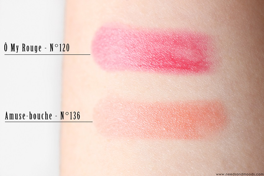 Lancôme Shine Lover Swatch