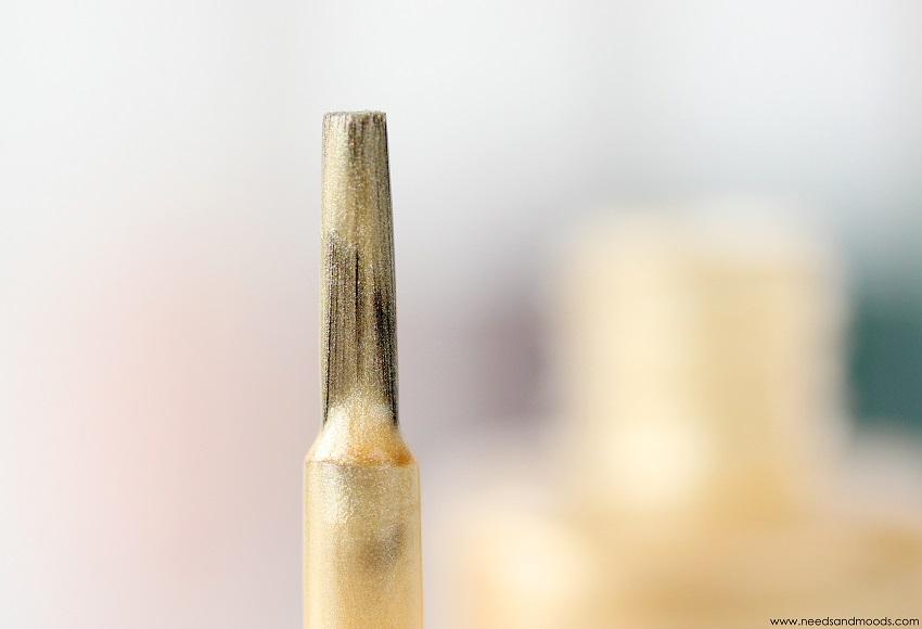 Manucurist pinceau vernis à ongles