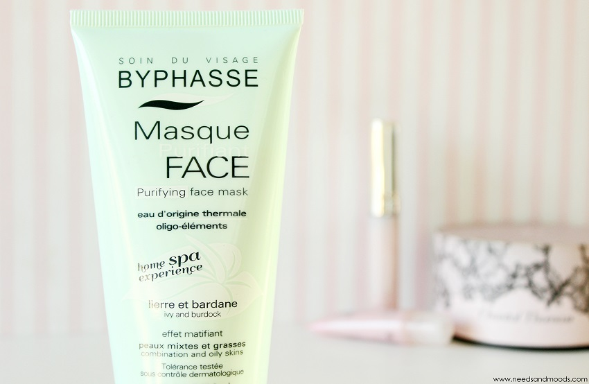 byphasse masque purifiant visage