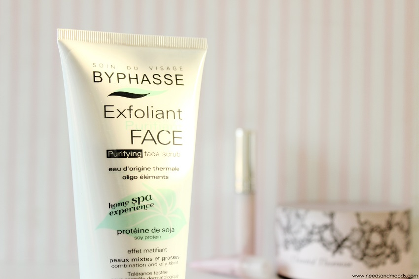 exfoliant purifiant visage byphasse
