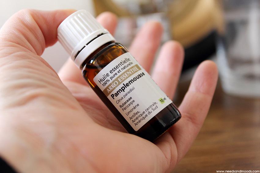 huile essentielle pamplemousse arkopharma