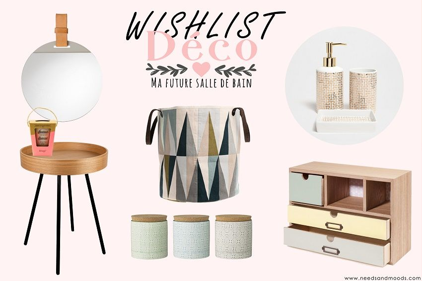 id es d co pour salle de bain scandinave ma wishlist. Black Bedroom Furniture Sets. Home Design Ideas
