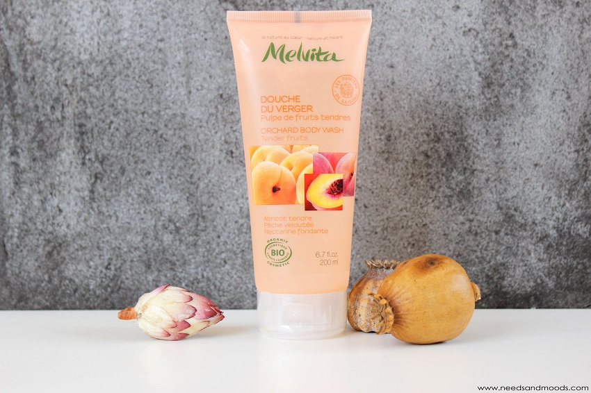 melvita douche du verger