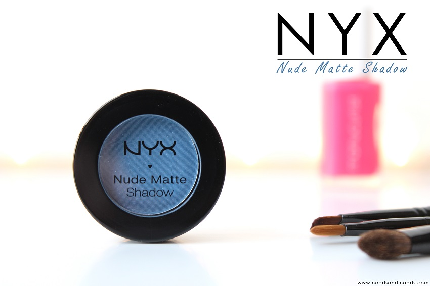 nude matte shadow nyx
