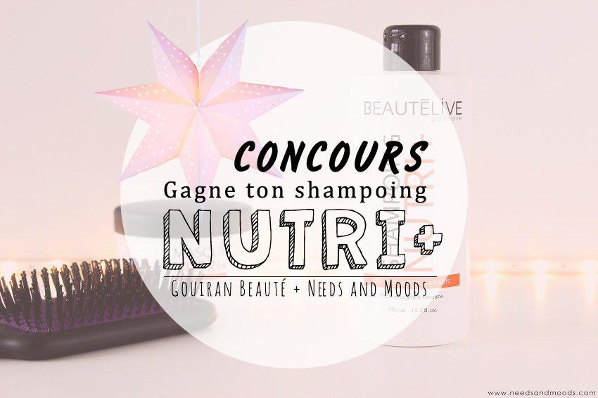 shampoing Nutri+