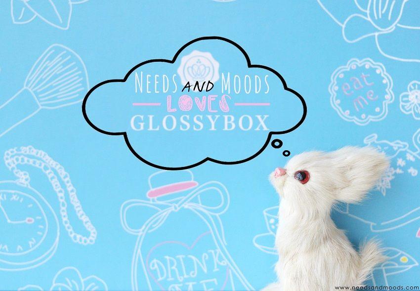 Glossybox avril 2015