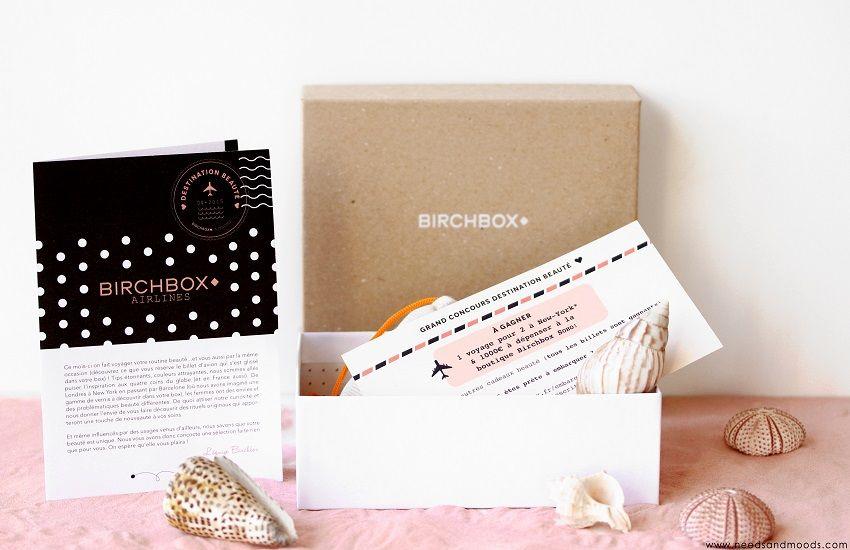 Birchbox avril 2015
