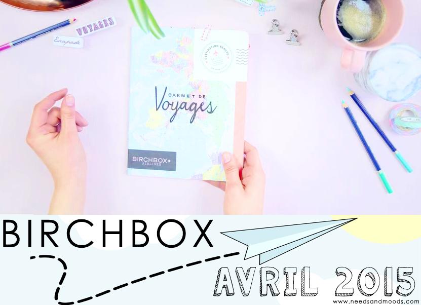 birchbox avril