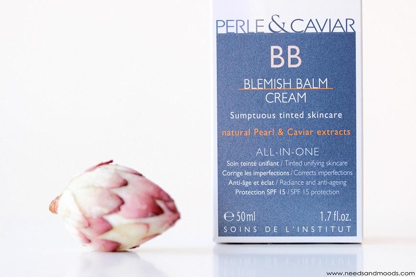 blemish balm cream institut arnaud perle et caviar