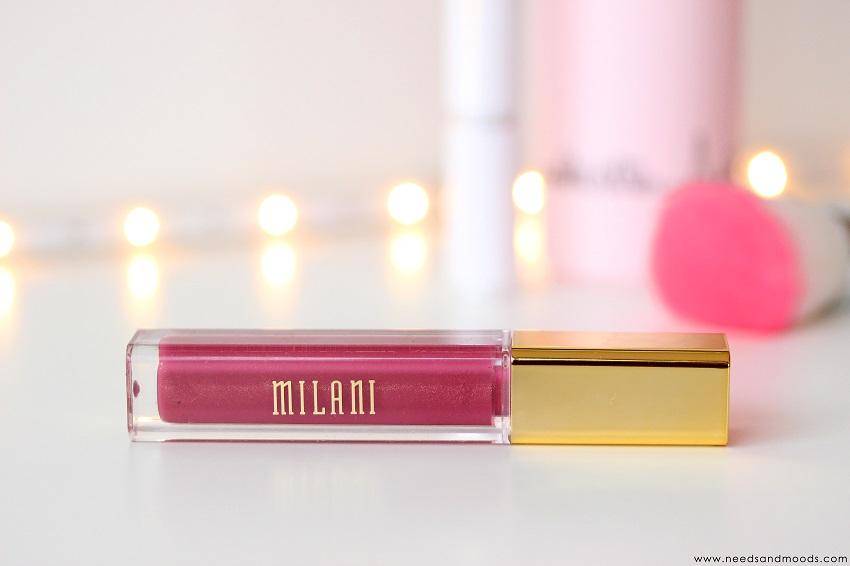 Brilliant Shine Lip Gloss de Milani