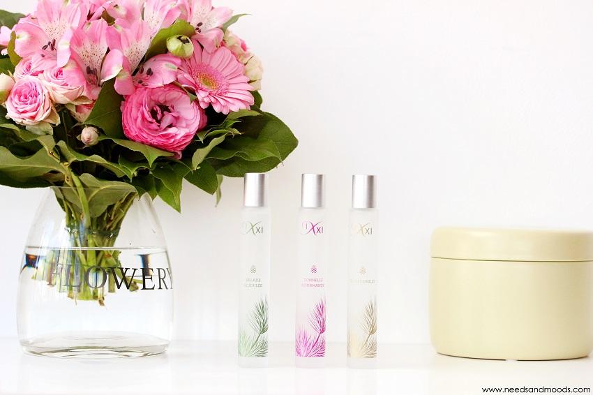 eaux parfumees ixxi