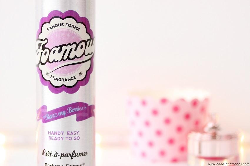 foamous parfum