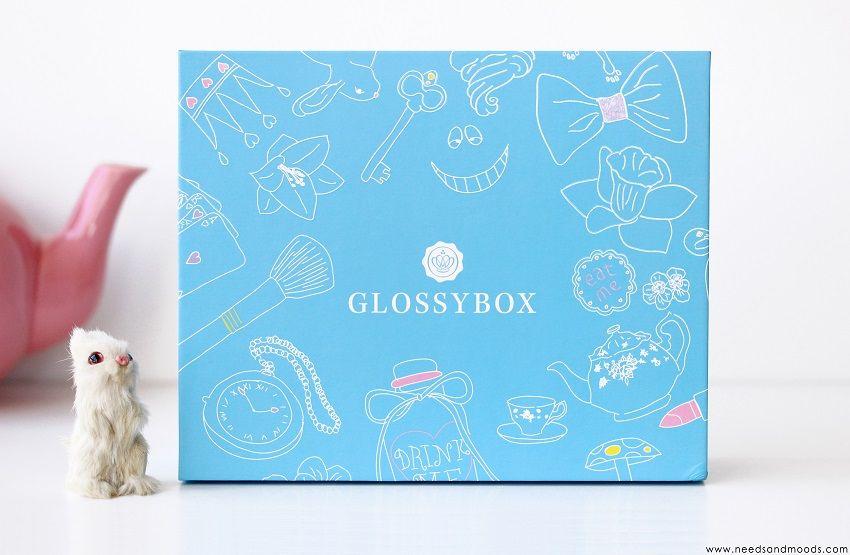 glossybox du mois d'avril 2015