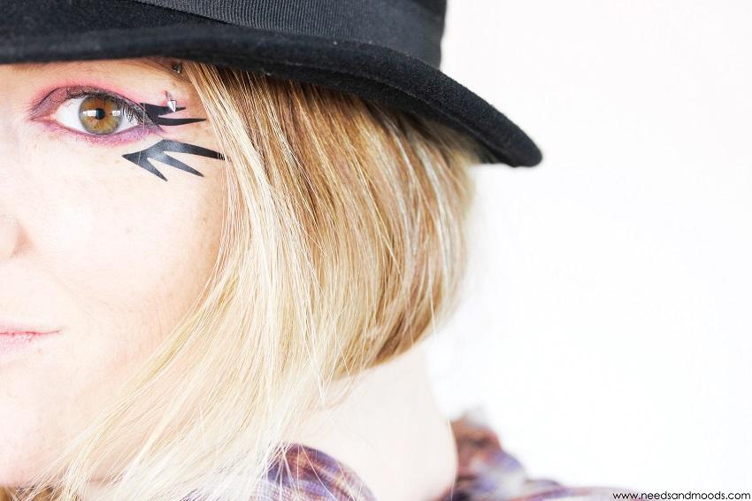 makeup look festival