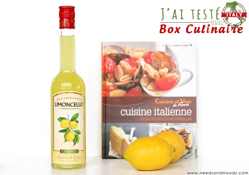 box culinaire marie claire