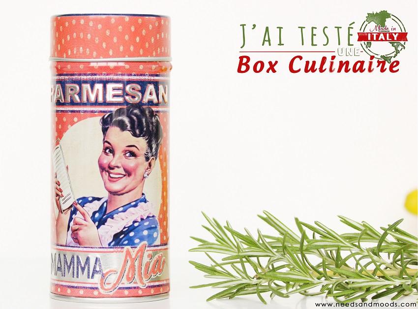 box culinaire marie claire revue