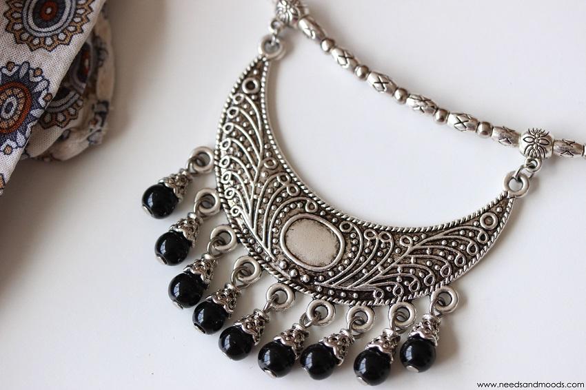 collier azteque