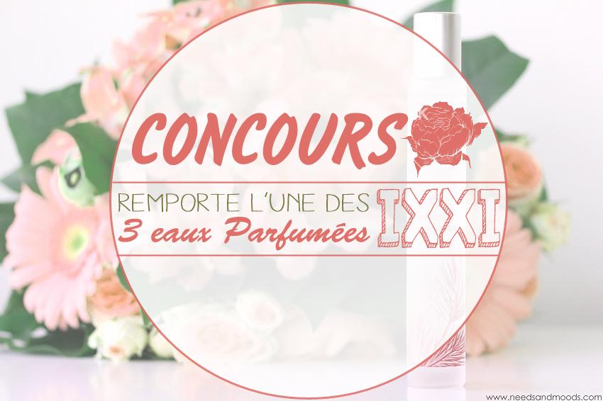 concours ixxi needs and moods