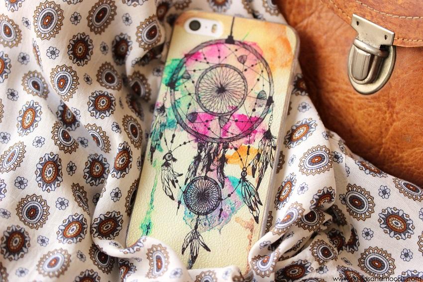 coque iphone amerindienne
