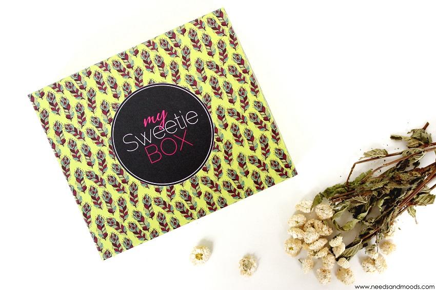 my sweetie box mai 2015