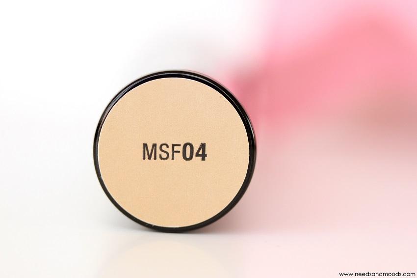 nyx fond de teint MSF04