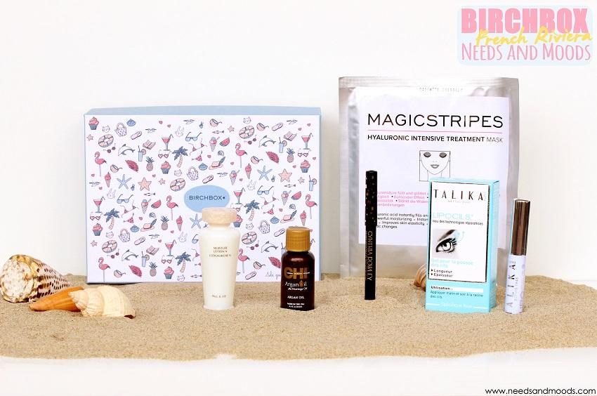 produits birchbox mai 2015