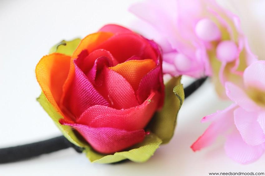 acheter couronne de fleurs