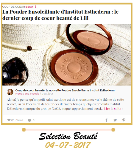 blog beauté 04 07 2017