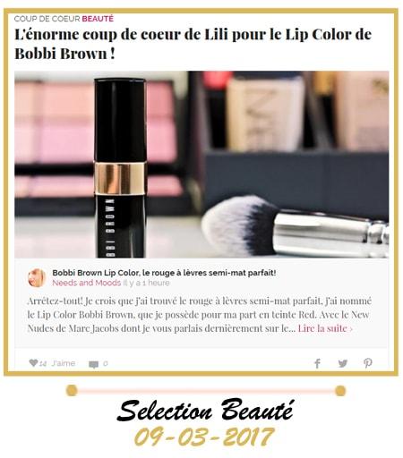 blog beauté 09 03 2017