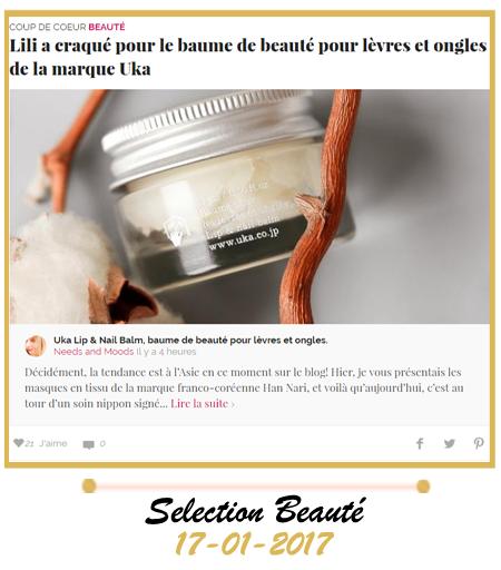 blog beauté 17 01 2017
