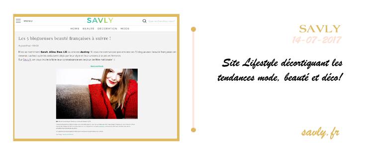 blogueuse beaute 14 07 2017