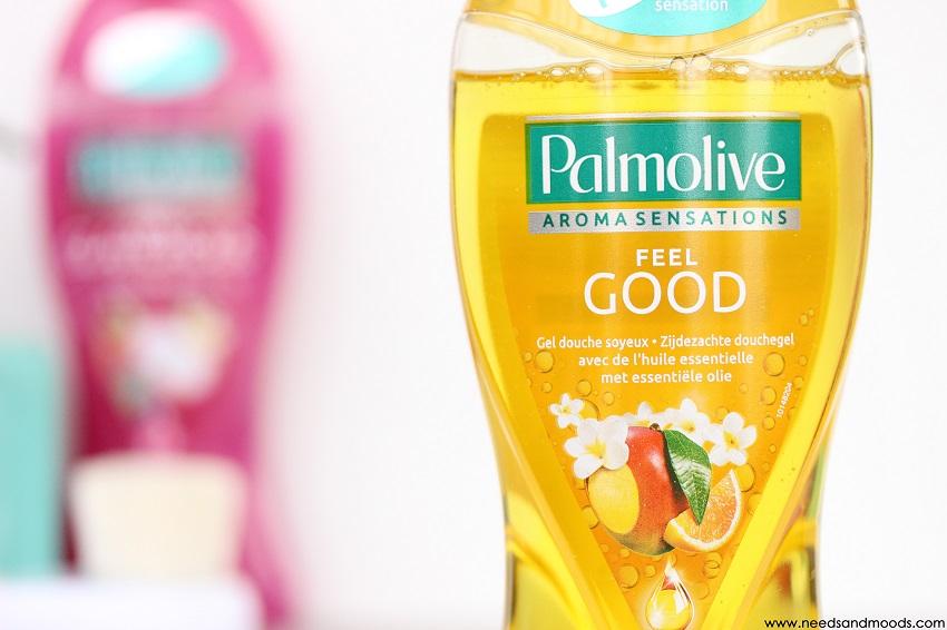 gel douche palmolive aroma sensations