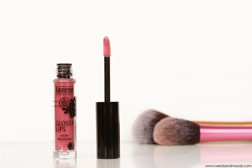 lavera glossy lips revue blog