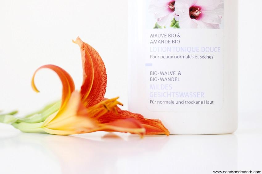 lavera lotion tonique douce revue