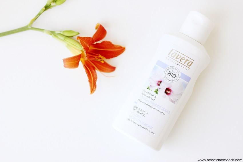lotion tonique douce lavera revue