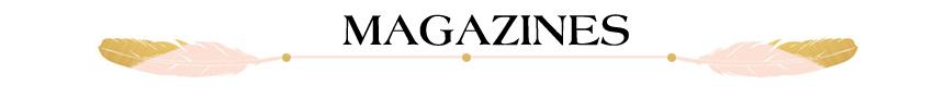 magazine presse banner