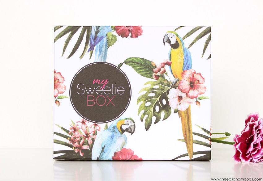 my sweetie box juin 2015