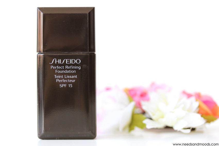 shiseido teint lissant perfecteur