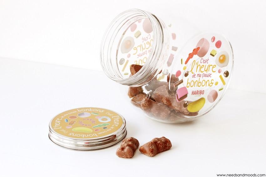 cookies aux bonbons haribo