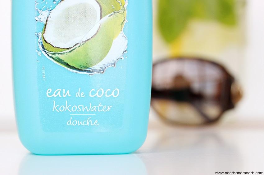 gel douche tahiti eau de coco