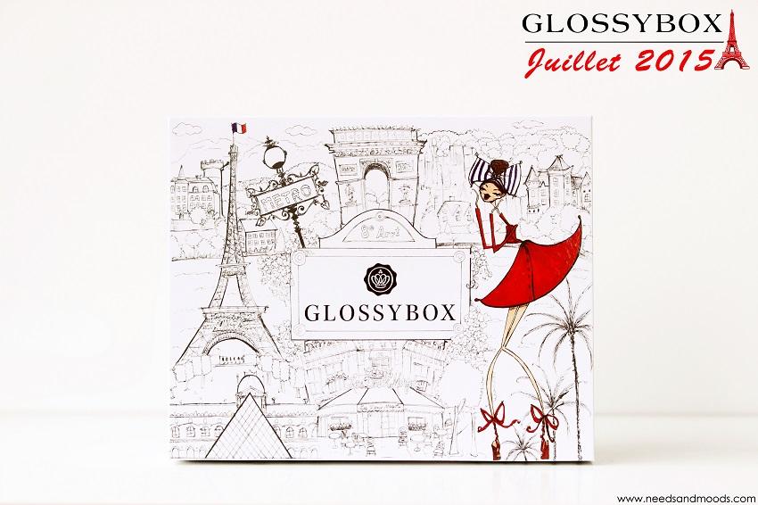 glossybox juillet 2015