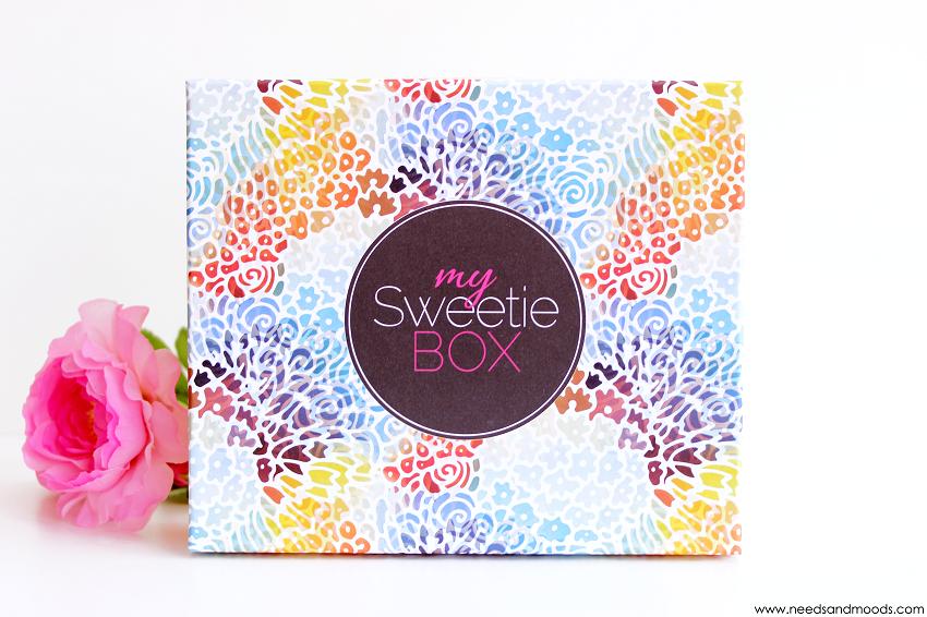 my sweetie box juillet 2015