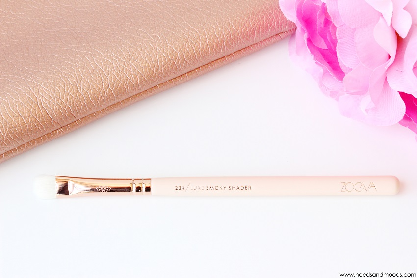 pinceaux zoeva luxe smoky shader