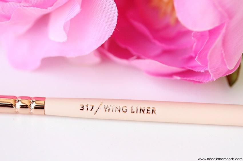 pinceaux zoeva wing liner 317