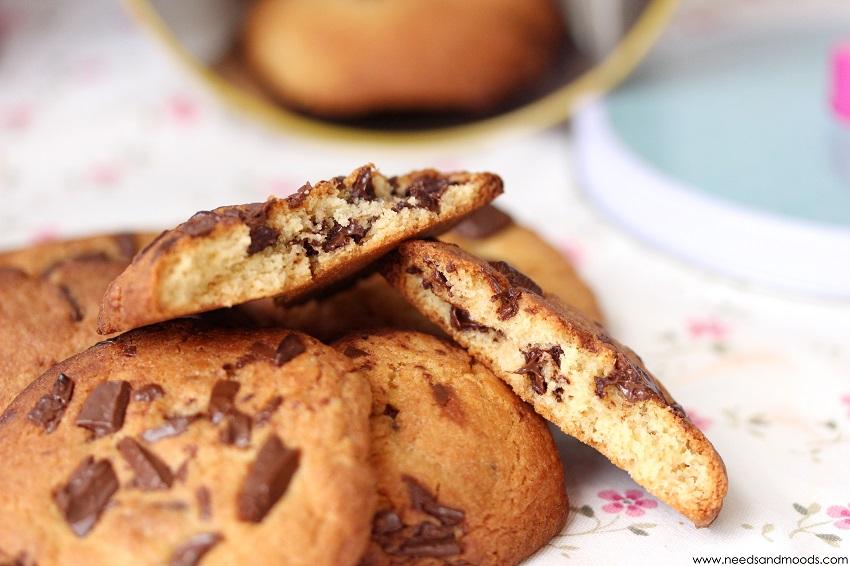 recette de cookies americain
