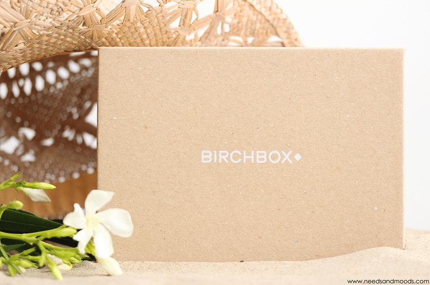 birchbox aout 2015