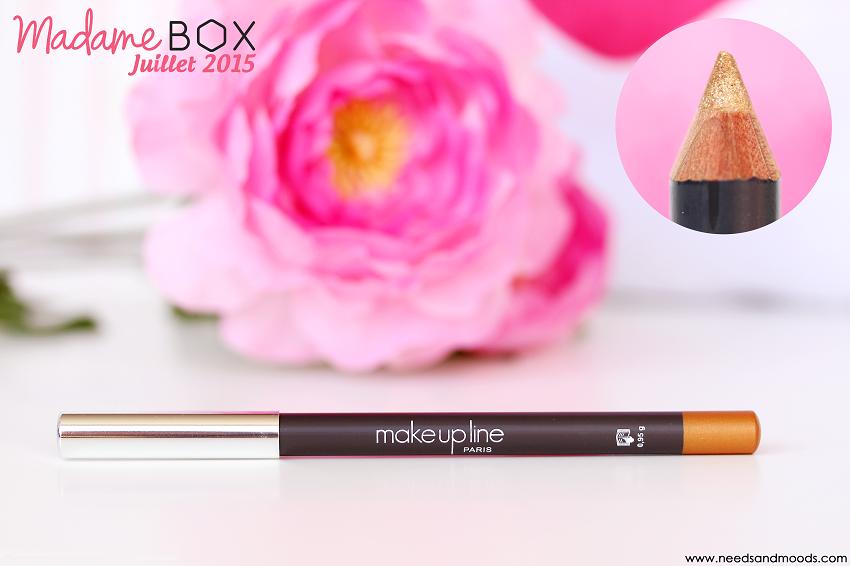 madame box jullet 2015 produit beauté