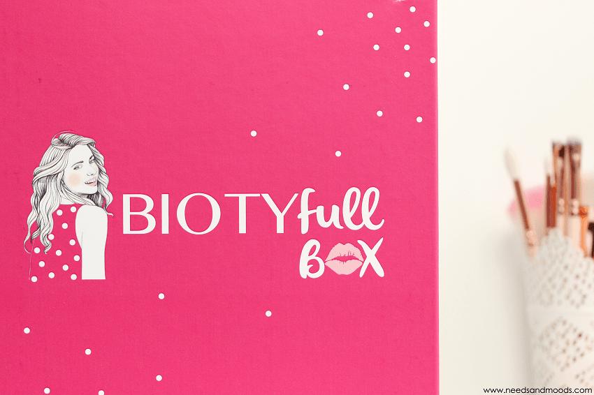 biotyfull box septembre 2015