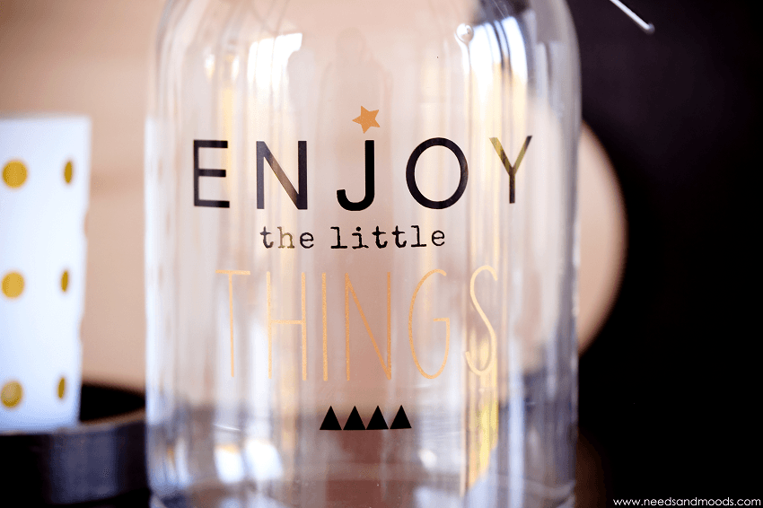 Enjoy the little things for Maison du monde globe
